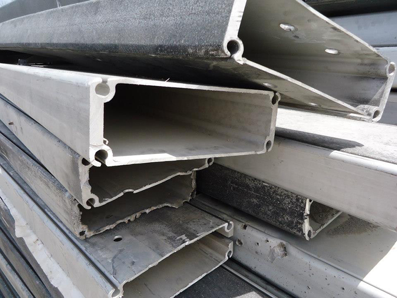 Aluminium Extrusion As per ISRI